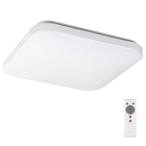 Rabalux - LED Stmívatelné stropní svítidlo na dálkové ovládání LED/16W/230V