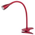 Rabalux - LED Stolní lampa s klipem 1xLED/4,5W/230V