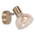 Rabalux - Nástěnné svítidlo 1xE14/40W/230V zlatá