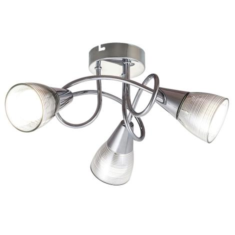 Rabalux - Stropní svítidlo 3xE14/40W