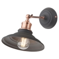 Redo 01-1289 - Nástěnné svítidlo SPINNER 1xE27/42W/230V