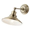 Redo 01-1291 - Nástěnné svítidlo SPINNER 1xE27/42W/230V