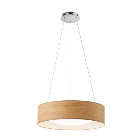 Redo 01-1358 - LED Lustr na lanku MADEIRA 1xLED/35W/230V