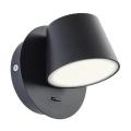 Redo 01-1739 - LED Nástěnné svítidlo SHAKER LED/6W/230V