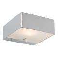 Redo 01-545 - Nástěnné svítidlo CROSS 1xG9/40W/230V