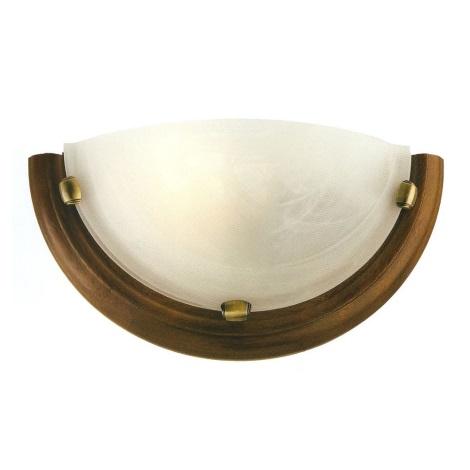 Redo 05-842 - Nástěnné svítidlo COSI 1xE27/42W/230V