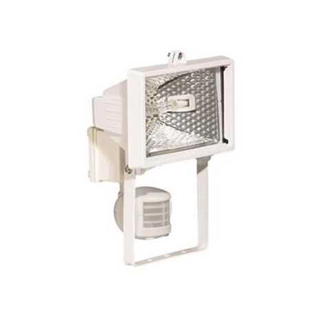 Reflektor halogenový se senzorem TOMI 150 bílá - GXER002