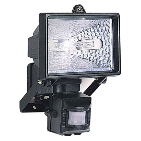 Reflektor T256 1xR7S/150W/230V s PIR čidlem