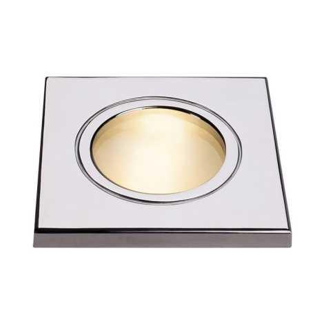 Rendl 111142 - Koupelnové podhledové svítidlo FGL OUT 1xGU10/35W/230V