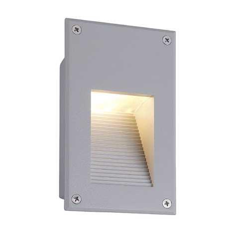 Rendl 229712 - LED venkovní nástěnné svítidlo DOWNUNDER LED/3,6W/230V