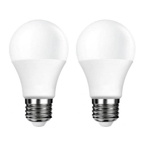 SADA 2x LED Žárovka E27/5W/230V 4000K