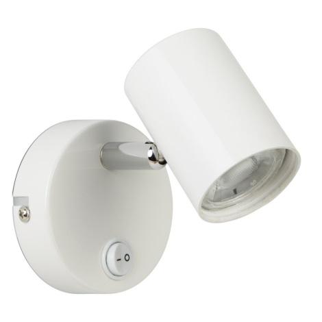 Searchlight - LED Nástěnné bodové svítidlo ROLLO 1xLED/4W/230V bílá