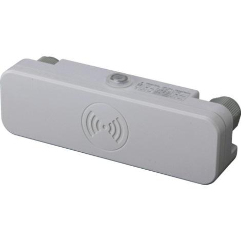 Senzor pohybu 230V IP65 bílá