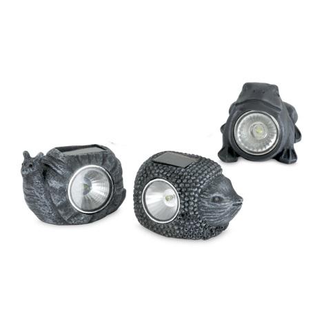 SG3002K - LED venkovní solární svítidlo ZVÍŘÁTKO
