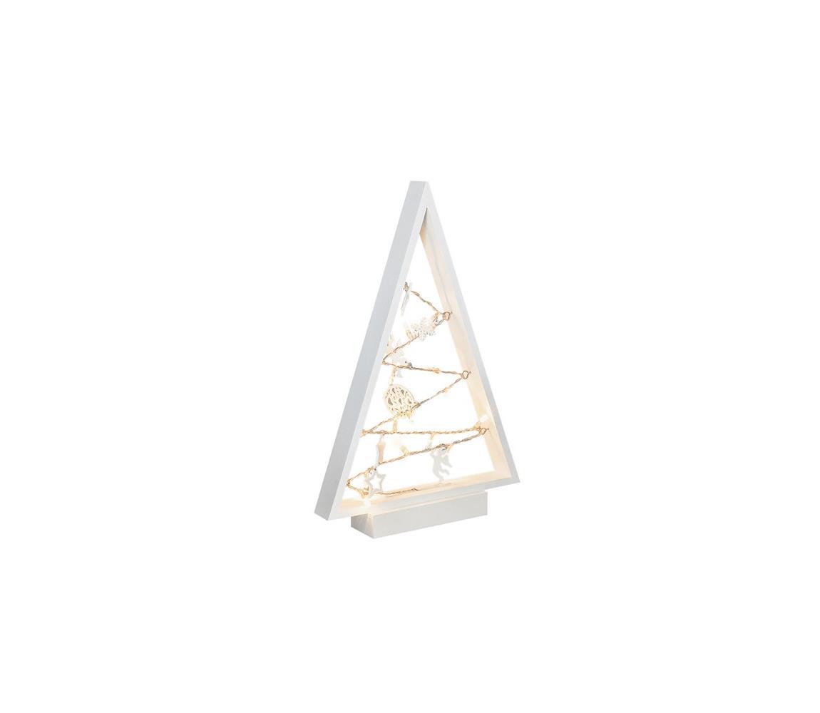 Solight Solight 1V221 - LED Vánoční dekorace 15xLED/2xAA SL0492