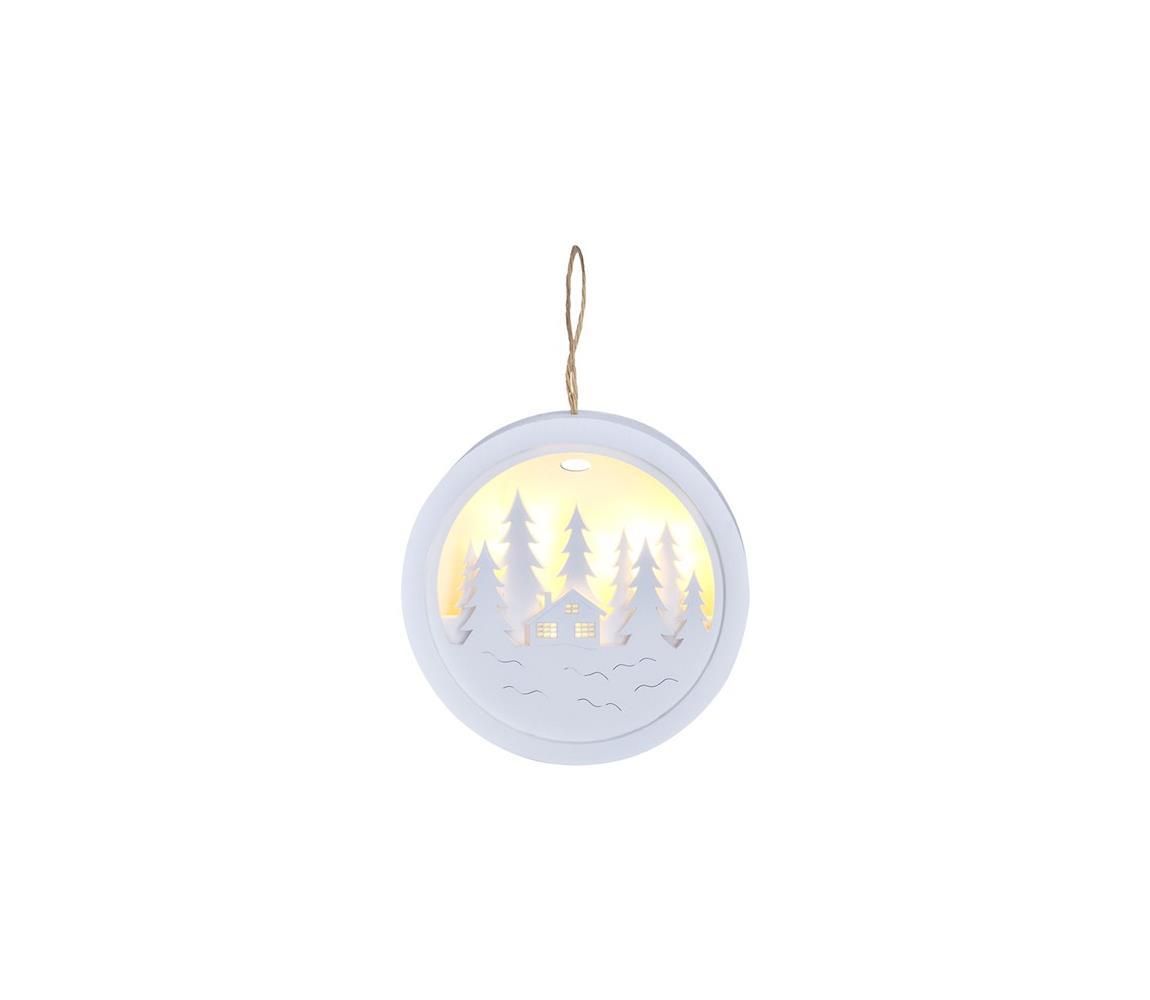Solight Solight 1V223-B - LED Vánoční dekorace 1xLED/2xAAA SL0495