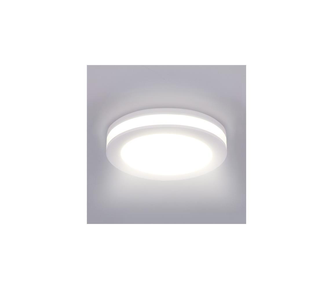 Solight Solight WD135 - LED Koupelnové podhledové svítidlo LED/6W/230V IP44 SL0467