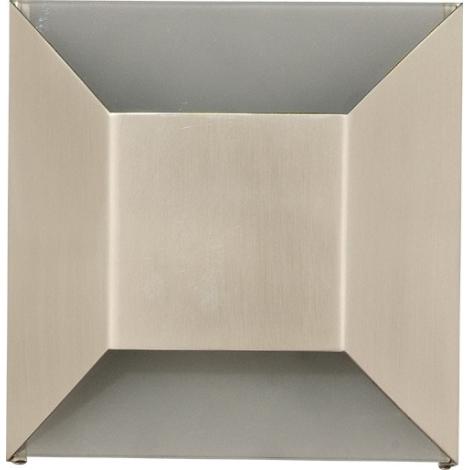 SPARK nástěnné svítidlo, 1xR7s/100W, matný chrom