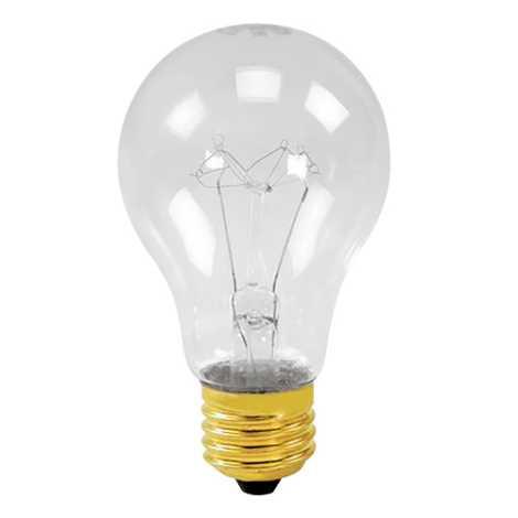 Standardní žárovka E27/200W čirá