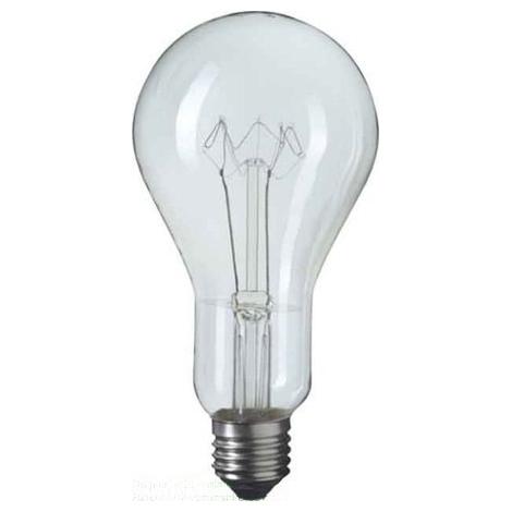 Standardní žárovka E40/300W čirá