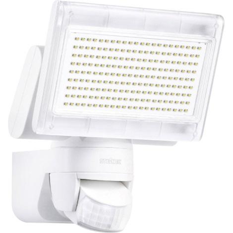 STEINEL 002695 - LED Senzorový reflektor XLed Home bílá