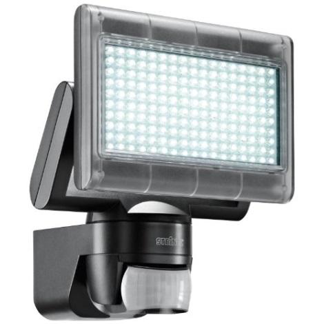 STEINEL 003661 - LED Senzorový reflektor XLED Home 1 12W černá