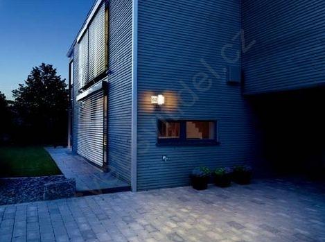 steinel 003746 led n st nn senzorov lampa l 625 8w led. Black Bedroom Furniture Sets. Home Design Ideas
