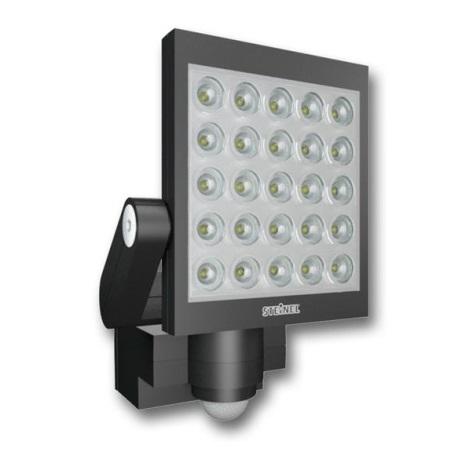 STEINEL 005696 - LED Reflektor s čidlem XLED 25 LED 62W černá