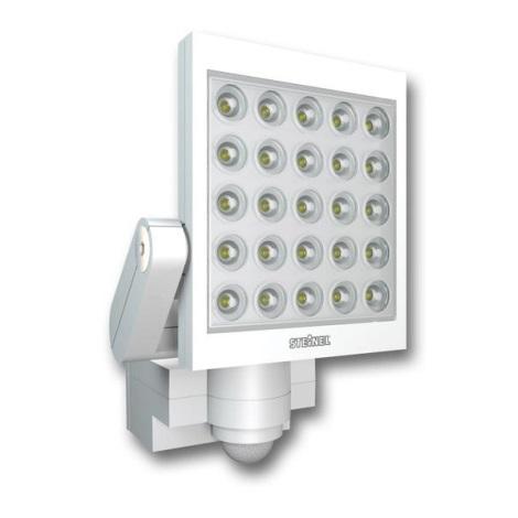 STEINEL 005702 - LED Reflektor s čidlem XLED 25 LED 62W bílá