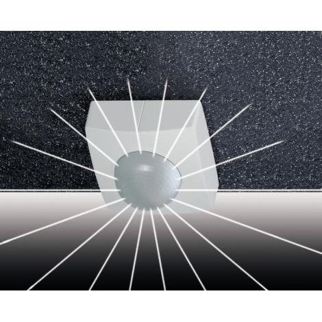 STEINEL 404411 - Pohybový infračervený senzor IS 3360 bílý