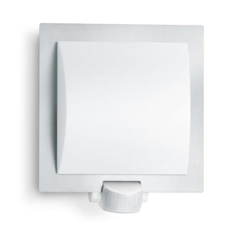 Steinel 566814 - Venkovní nástěnné senzorové svítidlo 1xE27/60W/240V L 20 S