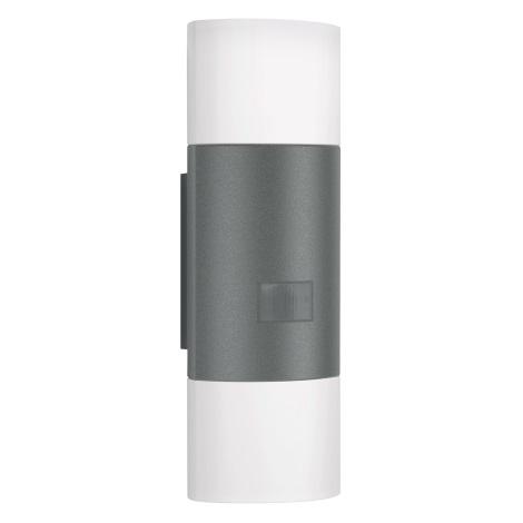 Steinel 576202 - LED venkovní nástěnné svítidlo s čidlem L 910 LED/11W/230V