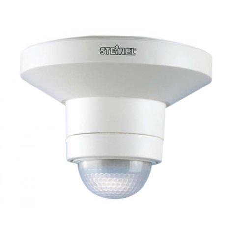 STEINEL 602611 - Hlásič pohybu IS 360 D TRIO bílý