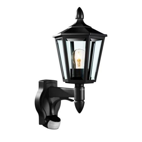Steinel 617813 - Venkovní senzorové nástěnné svítidlo L 15 1xE27/60W/230V