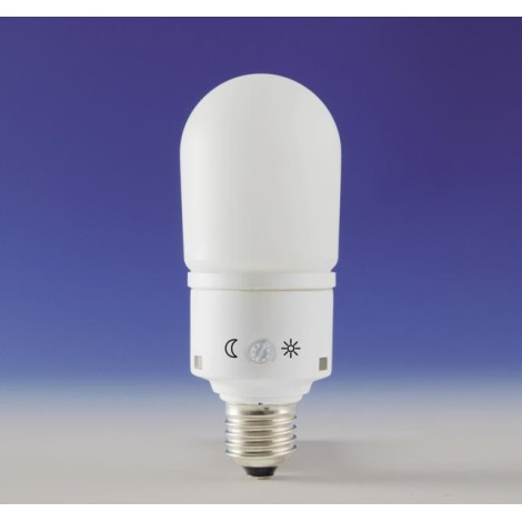 STEINEL 621711 - Senzorová úsporná žárovka E27/11W
