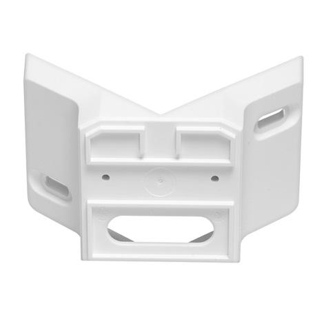 STEINEL 630218 - Rohový držák 01 bílý