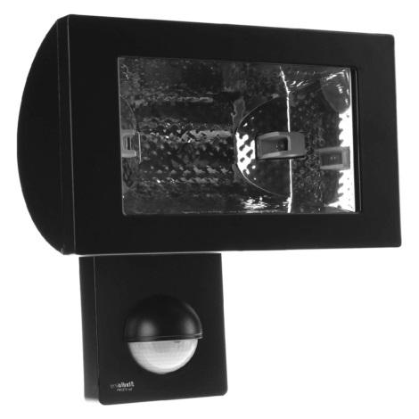 STEINEL 632717 - Halogenový reflektor se senzorem HS 502 černá