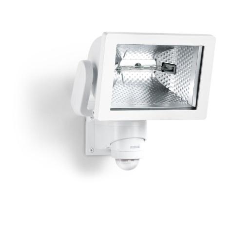 STEINEL 633516 - Senzorový halogenový reflektor HS 500 DUO bílá