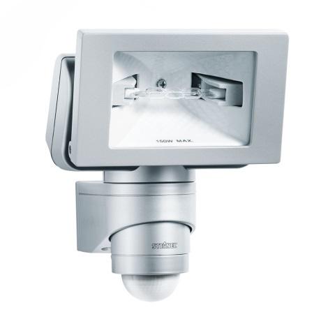 STEINEL 646318 - HS 150 DUO senzorová lampa pro venkovní prostory