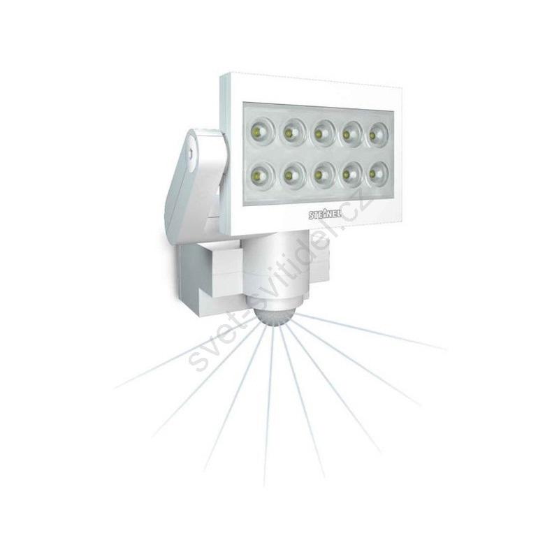 steinel 654610 led senzorov reflektor xled 10 b l. Black Bedroom Furniture Sets. Home Design Ideas