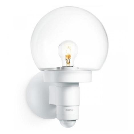 Steinel 657413 - Venkovní senzorové nástěnné svítidlo L 115 S 1xE27/60W/230V