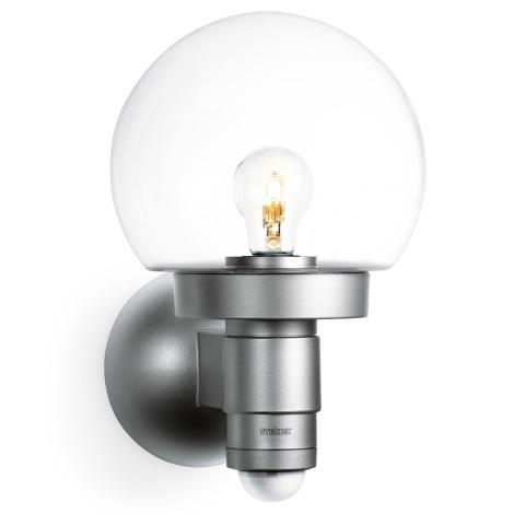 Steinel 657512 - Venkovní senzorové nástěnné svítidlo L 115 S 1xE27/60W/230V