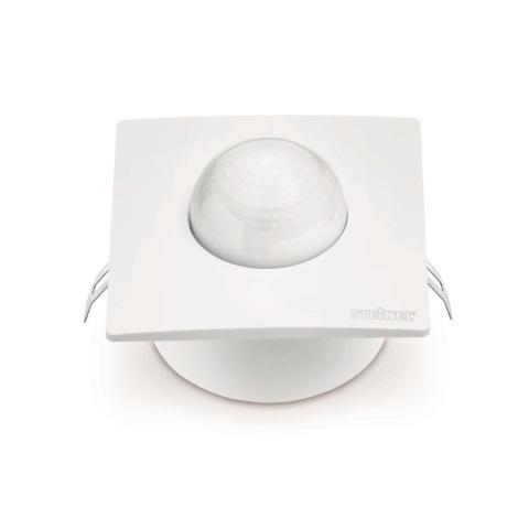 STEINEL 660918 - Stropní pohybový senzor IS D3360 bílá