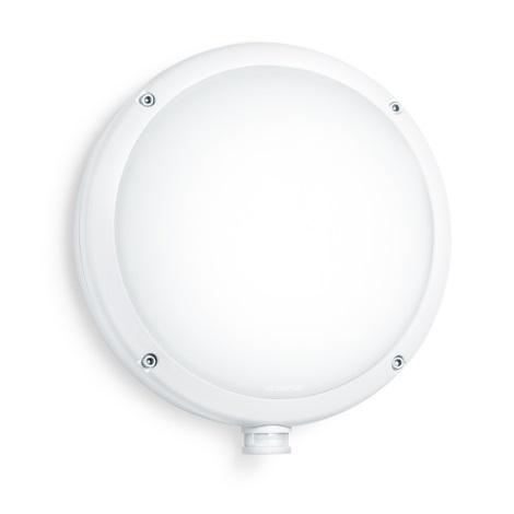 Steinel 670115 - Venkovní nástěnné svítidlo se senzorem L 330 S 1xE27/60W/230V