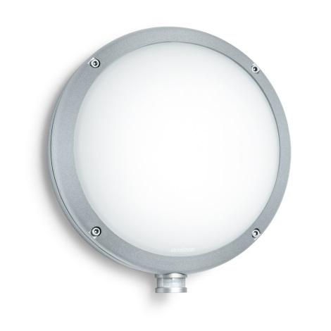 Steinel 670214 - Venkovní nástěnné svítidlo se senzorem L 330 S 1xE27/60W/230V