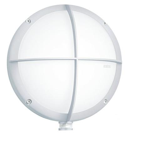 Steinel 670313 - Venkovní nástěnné svítidlo se senzorem L 331 S 1xE27/60W/230V