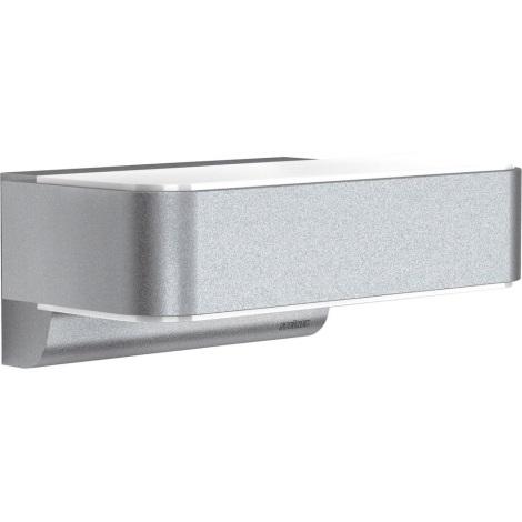 STEINEL 671310 - LED Senzorové venkovní nástěnné svítidlo L810LED iHF 12W/LED