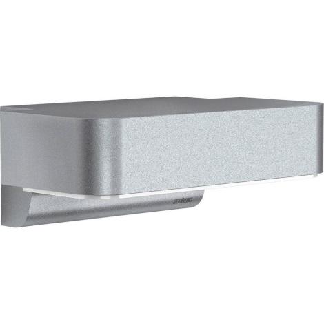 STEINEL 671419 - LED Senzorové venkovní nástěnné svítidlo L800LED iHF 8W/LED