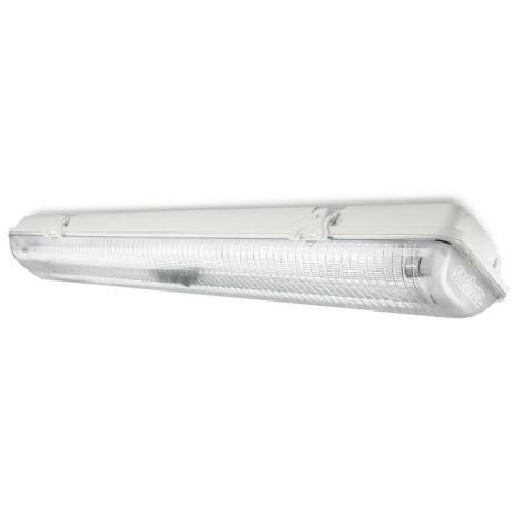 STEINEL 743413 - Zářivkové svítidlo se senzorem FRS 30 bílá