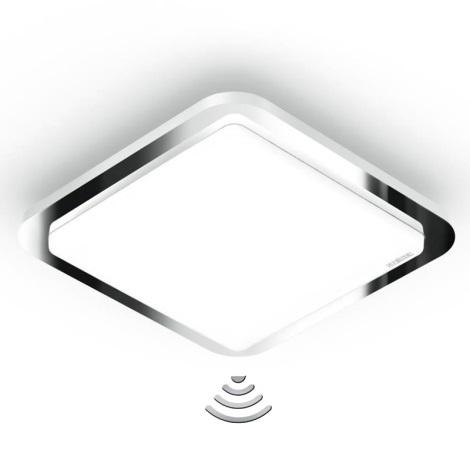 STEINEL st007911 - LED stropní svítidlo s čidlem RS LED D1 LED/11W/230V chrom